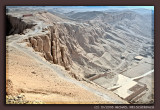 Hiking Trails or Donkey Paths from Deir el Bahri to the Valley of the Kings