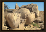 Colossal Statue of Pharao Rameses II