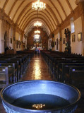 Holy Water at Mission Carmel