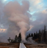 Grand Geyser - Between Fire and Ice