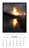 2010 Portrait Calendar - Yellowstone Country