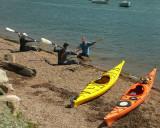 Kayak Lesson
