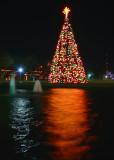 Texas Tech Lights - Winter Solstice 2010 (Gallery)
