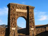 North Entrance Arch