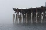 Broken Pier in Chelan