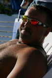 Jason Catches some Rays
