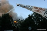 House Fire / 6 Captains Walk La / Marblehead MA / July 2009