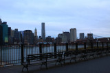 Early morning by East River