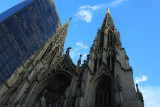Towers of St. Patrick Cathedral