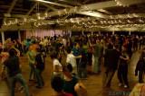 Friday Night dance at the Glen Echo Bumper Car Pavillion