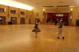 Saturday evening dance at the Glen Echo Spanish Ballroom