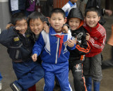 Yueyang School - Yangtse River 长江 - China (5) March 2009