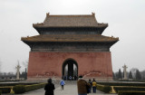Great Wall 萬里長城, Bird's Nest -  Beijing  北京 1 - China (10) March 2009