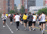 Belgrade Marathon, each direction is possible