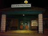 Barrington Train Station