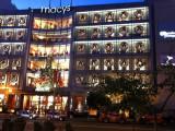 Macy's Christmas Decor-San Fran