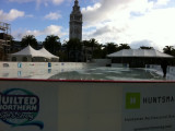 Ice Rink at San Fran Hyatt Regency