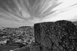 Jerusalem in B&W