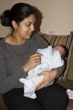 Shalev, Revital's new baby boy