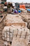 Salt Slabs from Timbuktu