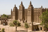 Djenne Mosque, The World's Largest Mud Structure