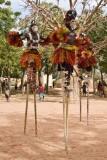 Dogon Stilt Dancers