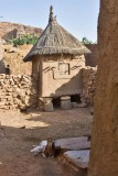 Typical Dogon Granery