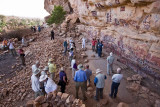 Circumcision Grotto and Rock Paintings