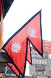 Drapeau du Népal / Nepal flag