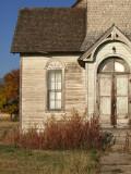 The Silent School in Autumn Light