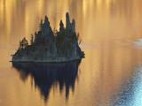Phantom Ship Sails on Autumn Light