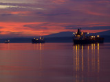 Ships at Sunrise