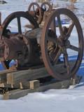 Big Rusty Pumps