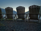 Seasons End at Lake Crescent Lodge