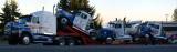 Rolling Truck Wreck