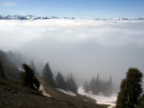 Clouds Meet Mountains