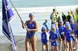 Junior Surf lifesaving carnival Fitzroy beach Feb 2009