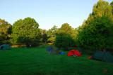 Vår lägerplats