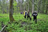 I munködjungeln letade vi rara växter...