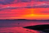 Strax före soluppgången.....