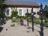 Kyrkan på Iniö var vacker