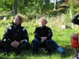 Peter och Paula som är de som i vår grupp, som går upp för NIL certificering