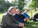 Johan, Arvid NIL,  Kjelle och Bosse