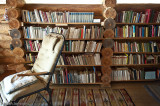 Biblioteket.