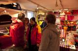 Textilkonstnären Lena Orange fick besök