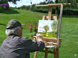 peintre.