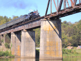 203 crosses the Holston River at Marbledale