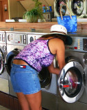 Laundromat  week by week...