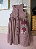 A Little Dress For A Little Girl