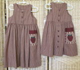 Two Little Dresses For Two Little Girls